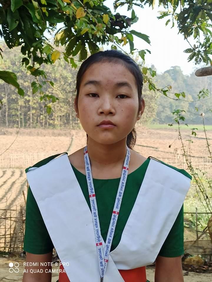 Rupasi Chakma