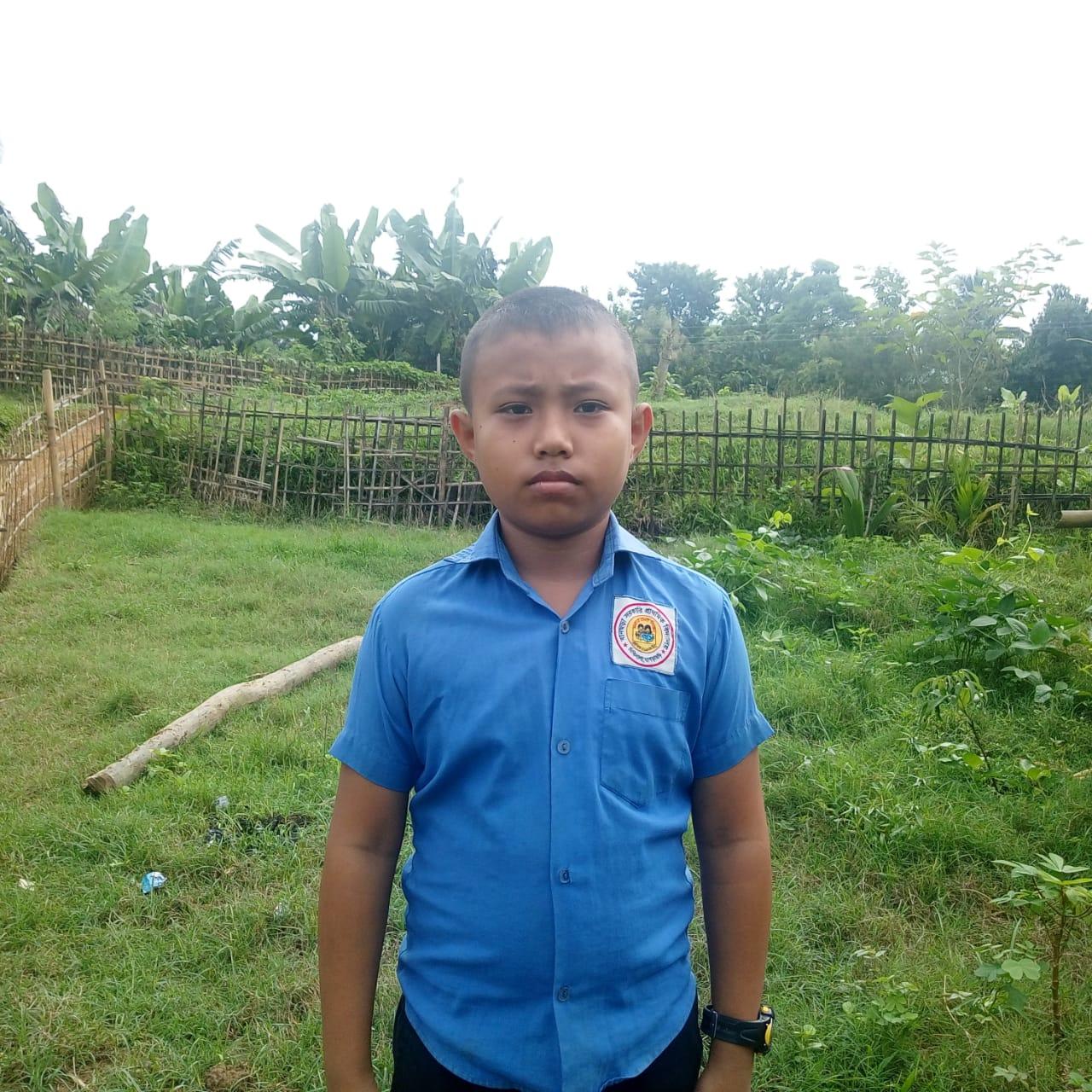 Srijan Chakma